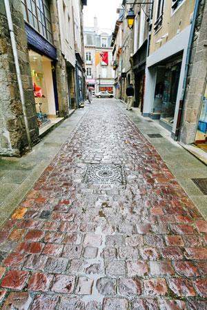 Dinan, la perle noire de la Bretagne