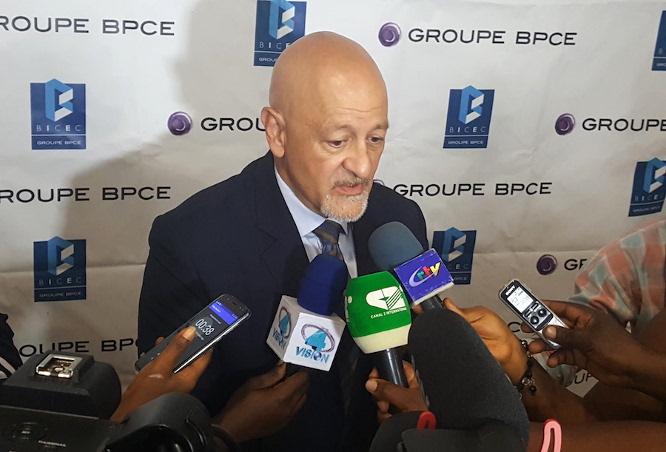 Cameroun : un nouveau DG pour la BICEC en remplacement d'Alain Ripert promu au sein du groupe BPCE