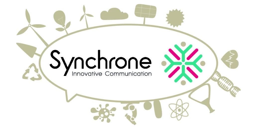 Synchrone, conseils aux entreprises et communication pour les entreprises actives dans les Énergies Renouvelables,  l'Environnement et la Santé.