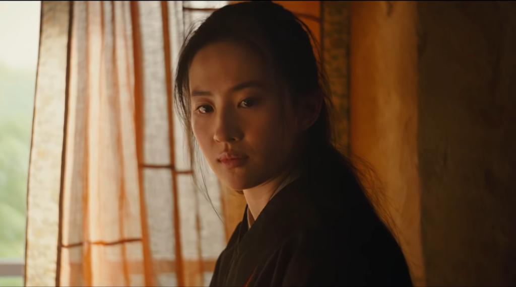 Mulan – Avec Yifei Liu
